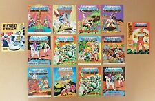Masters del Universo Mini Comics Colección-he Man-Amos del universo-Vintage
