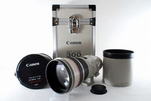[Manual focus is difficult] Canon EF 300mm F/2.8 L USM Lens from Japan #2616