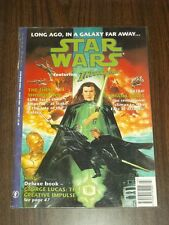 STAR WARS #6 BRITISH MONTHLY MAGAZINE MARCH 1993