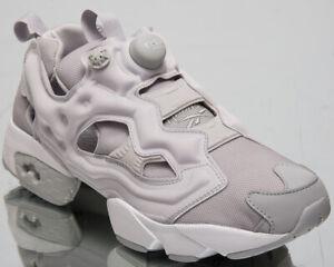 Reebok Classic InstaPump Fury OG Mens Skull Grey Casual Lifestyle Shoes DV6988