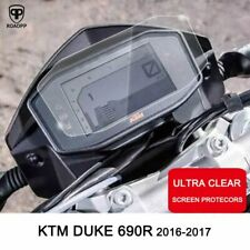 Motorcycle Dashboard Clock Screen Protector For KTM Duke 690 790 1290 16+