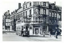 a0193 - Birmingham Tram no 808 by Smallbrook Street - photograph