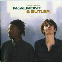 MCALMONT & BUTLER the sound of (CD, album, 1995) indie rock, very good condition