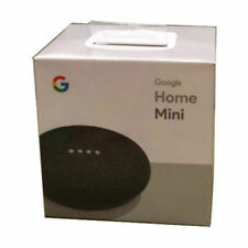 Asistentes virtuales Google Home Mini por voz