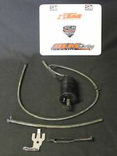 KTM 08 - 16 EXC EXCF EVAP CANISTER HOSES MOUNT CHARCOAL 59415001100 2016 500 EXC