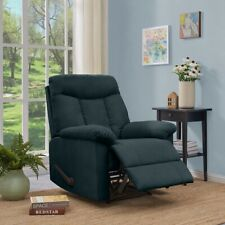 Recliner Chair Comfortable Reclining Chairs Wall Hugger Furniture Seating Lounge