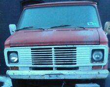 1971-1977 Chevrolet G 20 Van Steering column.