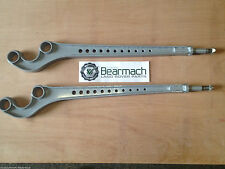 LAND ROVER DEFENDER 90 110 BEARMACH FRONT 3* DEGREE CRANKED RADIUS ARMS BA3671R