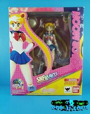 "Bandai Tamashii Nations Sailor Moon ""Sailor Moon"" S.H. Figuarts NIB"
