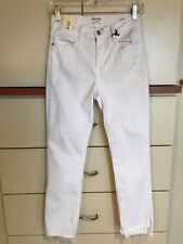 New White Womens FRAME Denim Le High Straight US 28 LHSTRS403 G35