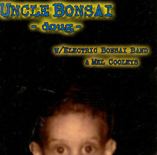 NEW Doug; Uncle Bonsai 2000 CD, Satire, Acoustic Folk, Seattle, Yellow Tail Reco