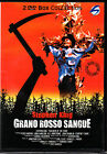 GRANO ROSSO SANGUE - BOX COLLECTION 2 DVD (NUOVO SIGILLATO) STEPHEN KING