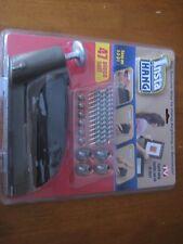 10 lb Instahang 47 Piece Nail Set Insta Hang Wall Hook Took Kit New