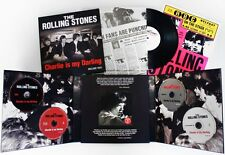 ROLLING STONES CHARLIE IS MY DARLING SuperDeluxe Box - NO SHRINKWRAP NeverPlayed