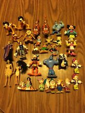 Lot 30 Miniature Disney Figures