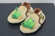 Scarpe Pantofole marrone per bambini dai 2 ai 16 anni