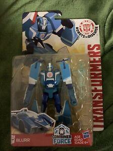 NEW - Transformers Robots in Disguise - Warrior class - BLURR