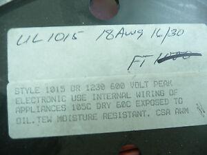 UL1015   18AWG  PINK  600V  Oil resisstant Stranded Approx   754ft