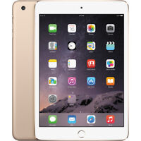 Apple iPad Mini 3 16GB Gold Wi-Fi 3A136LL/A