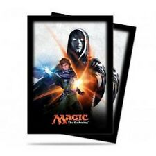 80 DECK PROTECTOR SLEEVES Jace MTG MAGIC Origins Ultra Pro