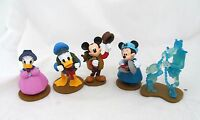 Disney Mickeys Christmas Carol Scrooge Figure Figurine Play set Cake Topper Lot