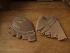 Nude Bloch Gripp 671 half foot socks - lyrical dance foot glove Medium - UK 2-4