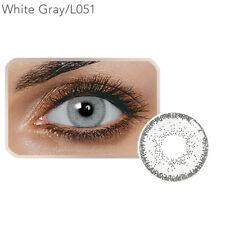 1 Pair Unisex Eye Makeup Charming Colour Contact Lenses Cosmetic Tool Health