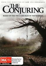 THE CONJURING 1 : NEW DVD