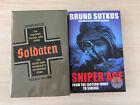 Soldaten book Sniper Ace Bruno Sutkus German WW2 History