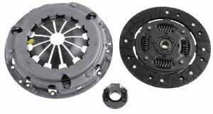 Sachs Clutch Kit 3000 951 527 fits Fiat 500 1.2, 1.4