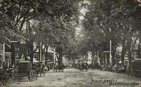 Nantucket MA Main St. 1910 Used Postcard