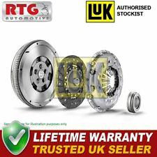 LUK Clutch Kit + Dual Mass Flywheel Repset DMF 600013600 - Lifetime Warranty