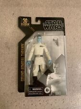 Star Wars Black Series Archive Grand Admiral Thrawn Action Figure New