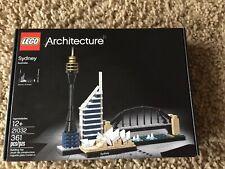 LEGO Architecture Sydney AUSTRALIA 21032 Skyline 361 PCS New Retired SEALED SET
