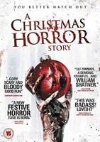 A Christmas Horror Story [DVD][Region 2]