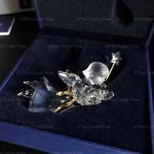 RARE Retired Swarovski Crystal 2004 Christmas Angel Ornament 665054 Boxed Mint