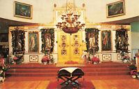 Postcard Saint Michael's Russian Orthodox Cathedral Sitka Alaska
