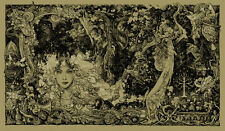 MONDO Poster - Lord of the Rings - Vania Zouravliov - Green Colorway 3 - x/160