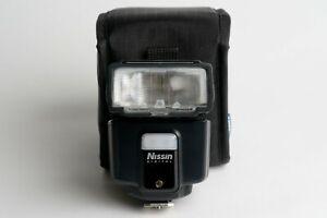 Nissin i40 - Blitzgerät für Canon-Kameras - Leitzahl 40 - OVP - TOP !!!!