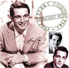 Perry Como - Greatest Hits 1943-53 [New CD]