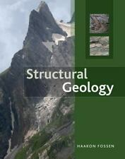 Structural Geology by Haakon Fossen (2010, Hardcover)