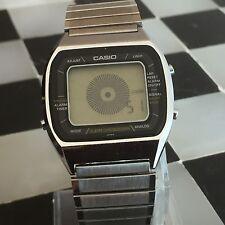 Rere Casio 103 A201 Digital Alarm Chronograph Watch Japan N