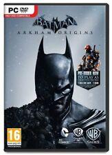 Batman Arkham Origins Legendary Edition (PC)