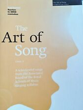 The Art of Song-grade 8-Low Voice