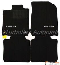 Toyota Avalon 2013-2018 Black Carpet Floor Mat Set of 4 Genuine PT206-07151-20