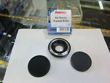 Objektivadapter für Canon EOS/FD HAMA  30845