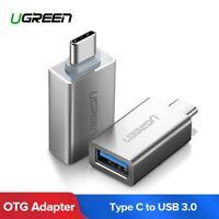 UGREEN USB C 3.1 Type C to USB-A 3.0 Female Adapter Converter Fr Mac Samsung S9
