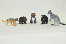 Marsupial Animals of Australia Replica Figure Model Toy Australian Animal