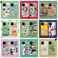Cute Disney Cartoon Minnie Soft Case Cover For iPhone 6s 7 8Plus XR 11Pro XS Max