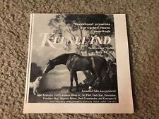 1971 KEENELAND YEARLINGS SALE Print Ad RACE TRACK KENTUCKY DERBY WINNERS HORSE